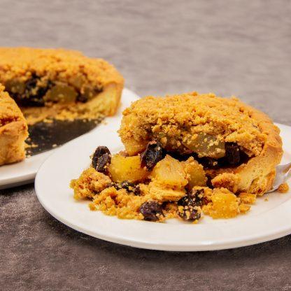 肉桂蘋果批 Apple Cinnamon Crumble Tart - TASTY CATERING - 美食到會 - 自助餐到會- 婚禮到會
