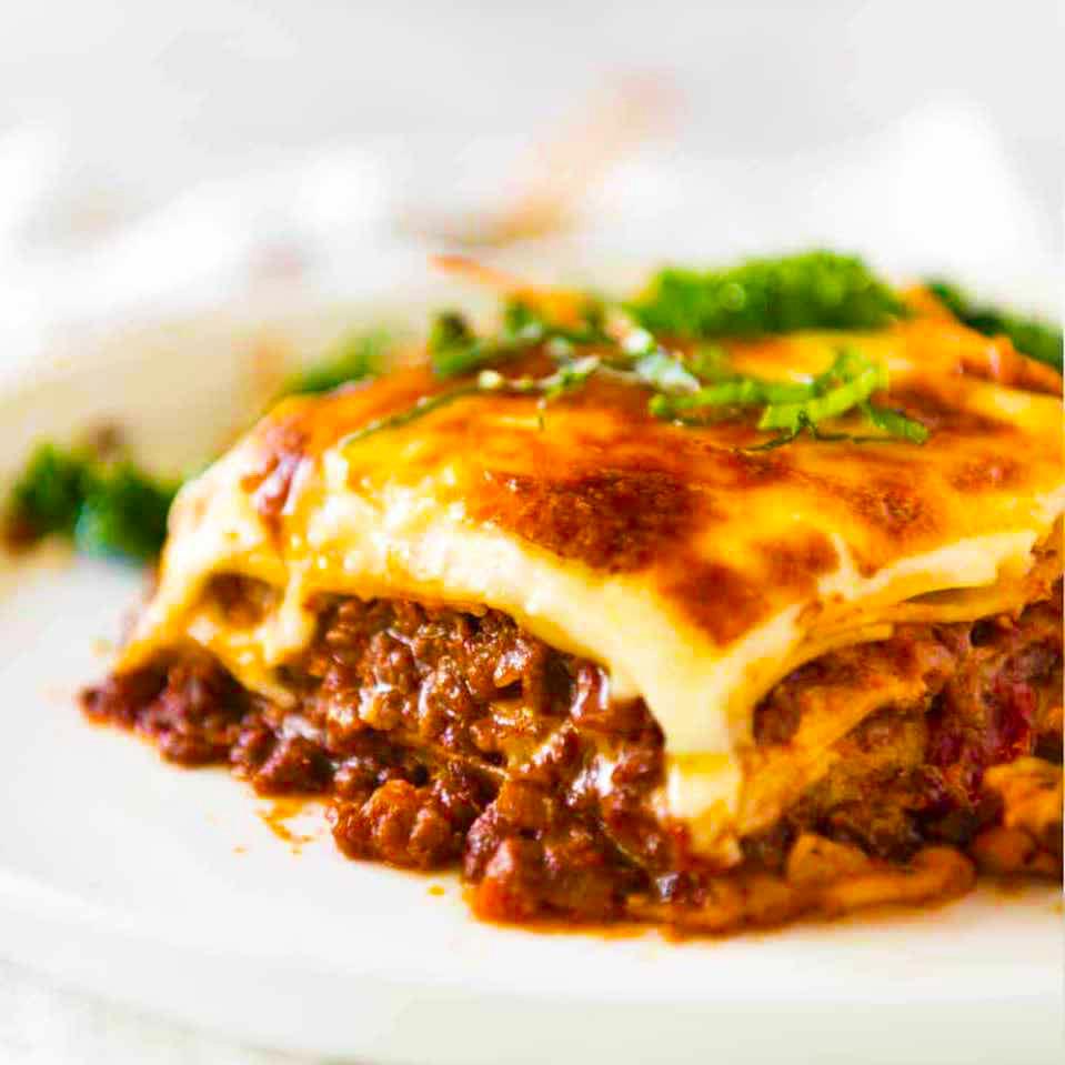 Beef Lasagna 牛肉肉醬千層麵