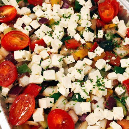 希臘沙律 - 派對到會 - 自助餐到會 - 西式到會