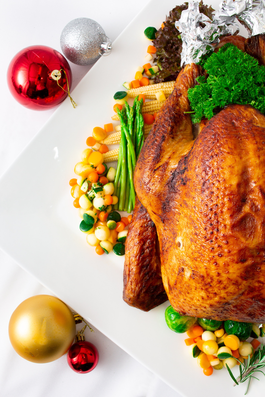 聖誕原隻烤火雞配紅莓醬 - 聖誕到會 - 聖誕美食推介 - 聖誕party
