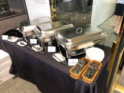 SEMINAR Catering - MINI LUNCH BUFFET -Tasty Catering - 香港酒店級優質到會 - 為您提供一站式到會服務
