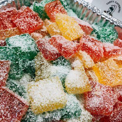彩虹椰絲啫喱糖- TASTY CATERING-美食到會 - 到會推介 - 婚禮到會