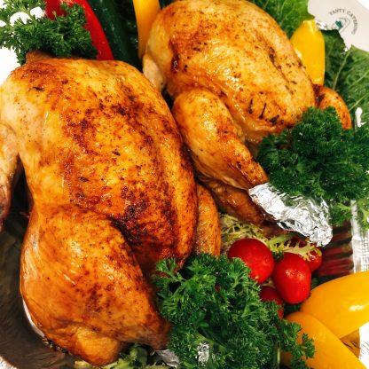 法式烤全雞