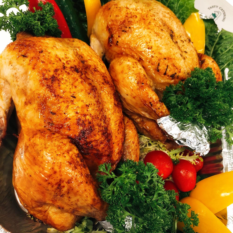 法式烤全雞 - TASTY CATERING - 美食到會 - 婚禮酒會 - 自助餐