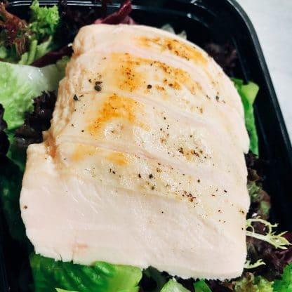 沙律加配 慢煮雞胸 - 美食到會 - 自助餐到會 - 婚宴到會 - 健康到會 - 精緻西式到會