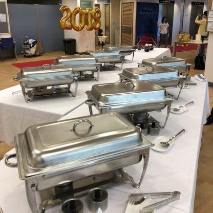 自助餐設置服務 - 自助餐到會 - 商務到會 - 公司到會 - buffet catering