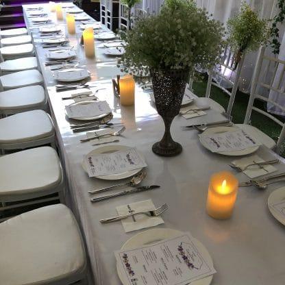 到會餐檯餐具租借服務 - 自助餐到會 - 環保到會 - 公司到會