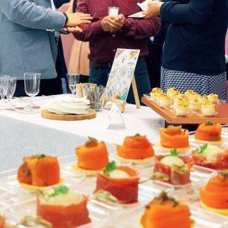 到會服務 - 商務到會 - 酒會到會 - 美食到會 - 船河到會 - 派對到會 - 自助餐到會Wedding Reception Catering - Tasty Catering HK