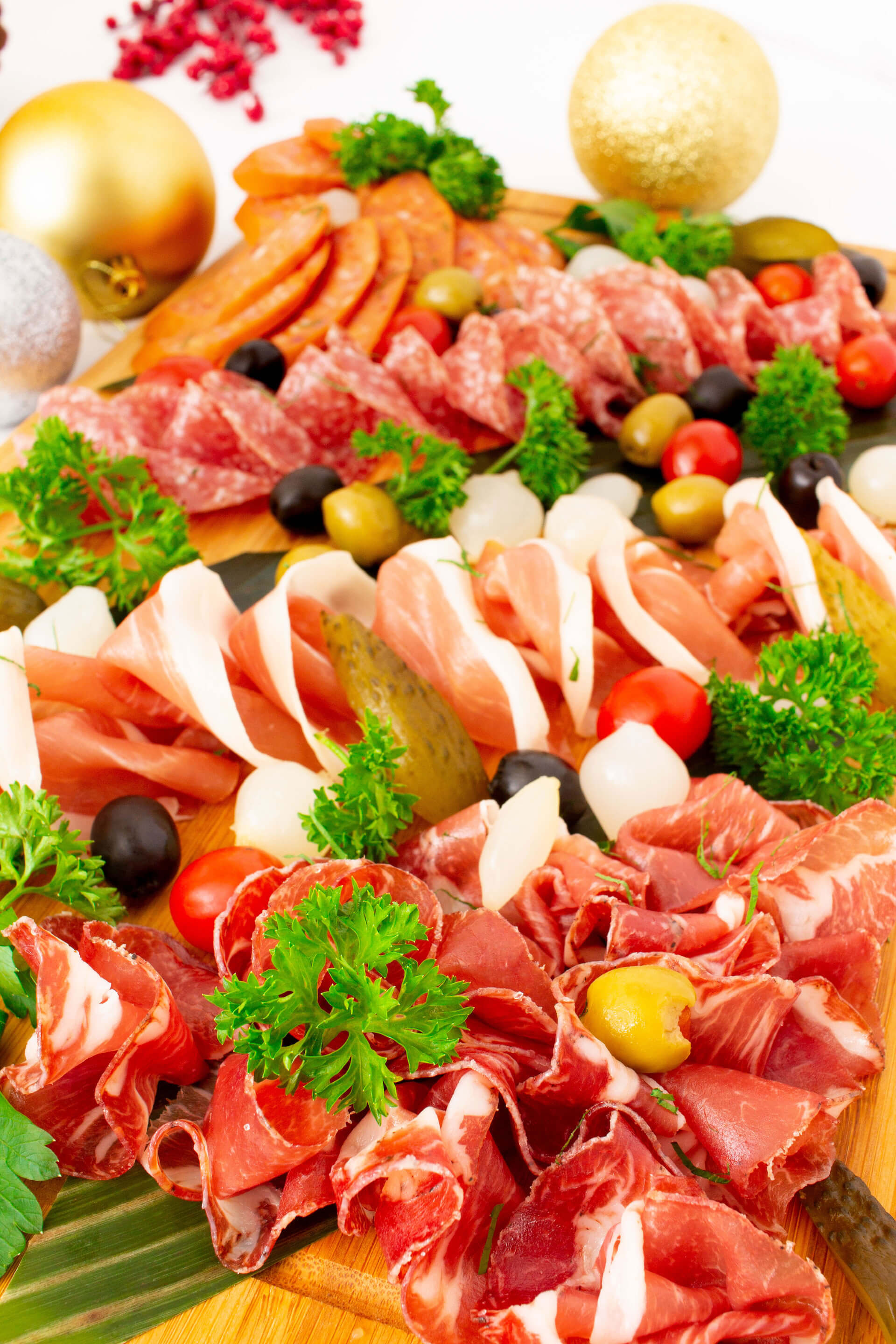 Assorted Cold Cut Platter