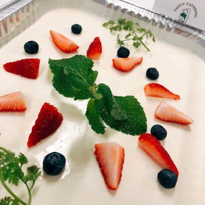 北海道紅豆奶凍 TASTY CATERING - 到會推介 - 美食到會 - 到會甜品 - 派對必選