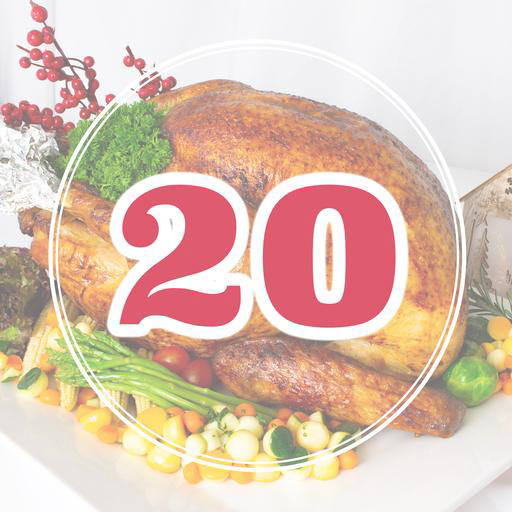 Christmas Set Menu for 20