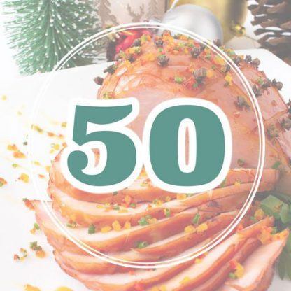 Christmas Set Menu for 50