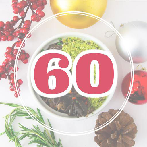 Christmas Set Menu for 60
