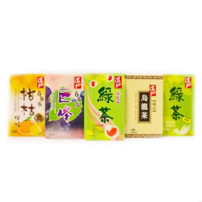 Tetra Pack Tea Beverage Package